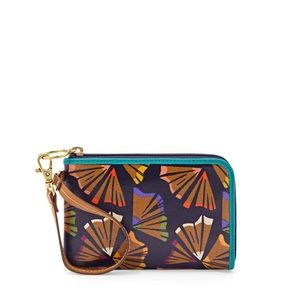 Fossil Bags - Fossil Coated Canvas Pencil Shavings Wrist Wallet